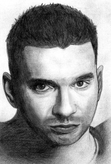 Dave Gahan por all-flowers-in-time